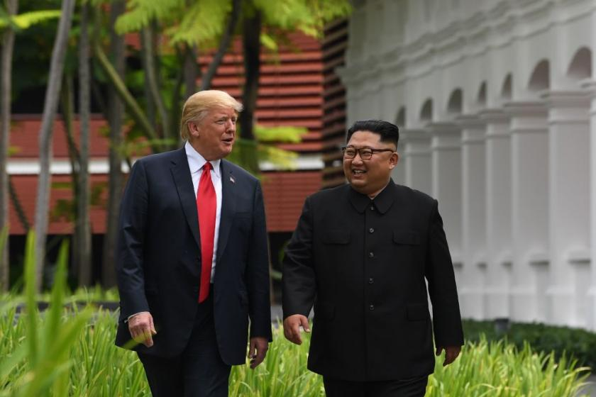 For new book, Bob Woodward obtained extraordinary letters between Trump and Kim Jong Un