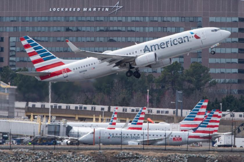 American Airlines pilots union sues to stop carriers U.S.-China service