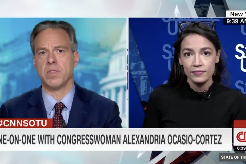 Ocasio-Cortez: No problem with Bidens lack of support for fracking ban, would be privilege to lobby him