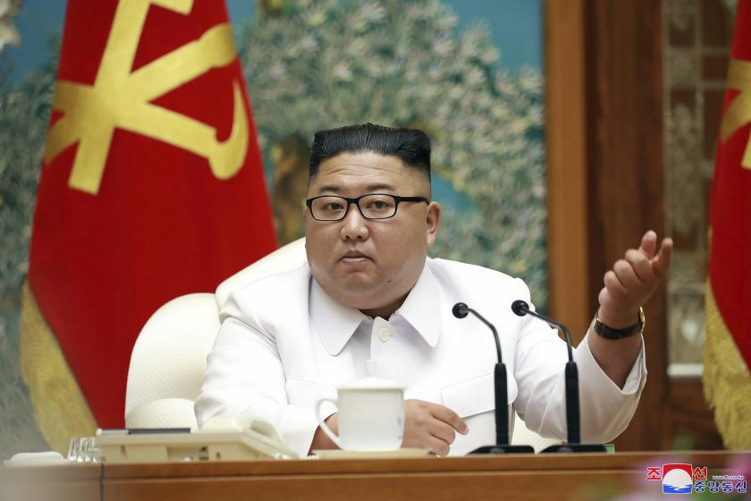 North Korea may be reaching out to the world for help after finally announcing a suspected coronavirus case