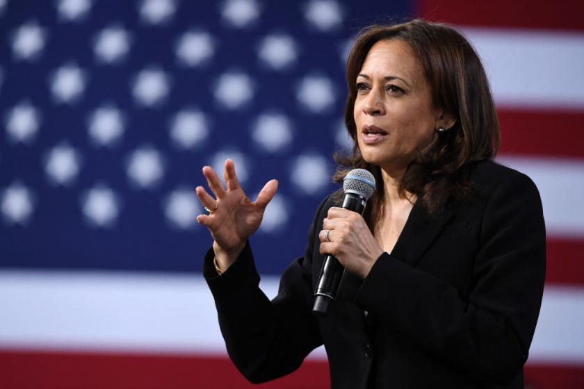 Report: Kamala Harris is considering endorsing Joe Biden