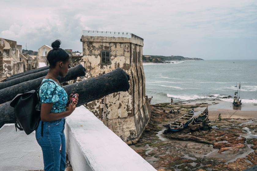 Trump sparked a tourism boom in Ghana when he told congresswomen to go back to where they came from