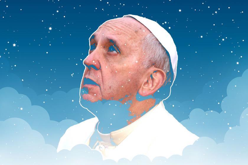 Pope Franciss dream