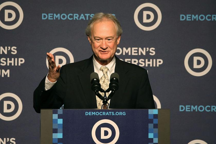 Lincoln Chafee, ex-GOP senator and Democratic governor, is running for president as a Libertarian