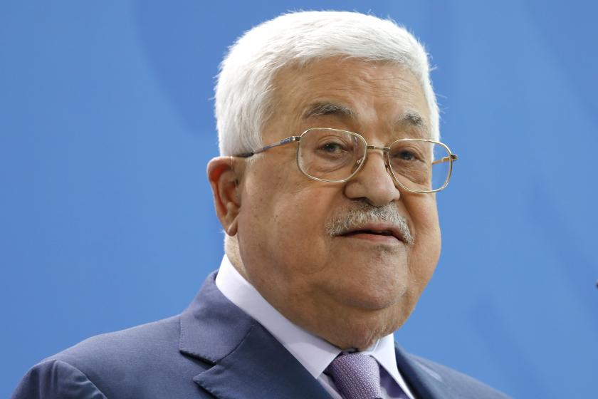 Palestinian president categorically rejects Trump's peace plan