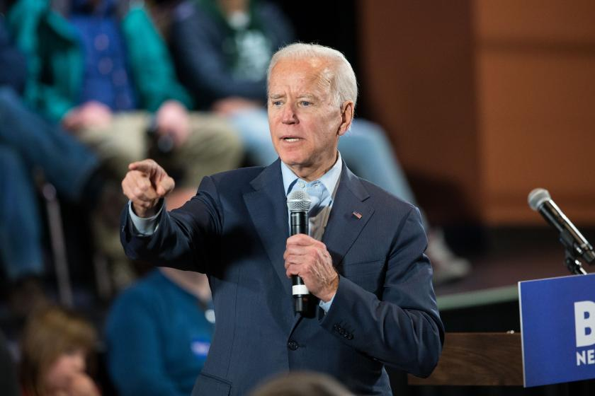 Joe Biden is the only Democratic candidate leading Trump in 2 key swing states, polls show