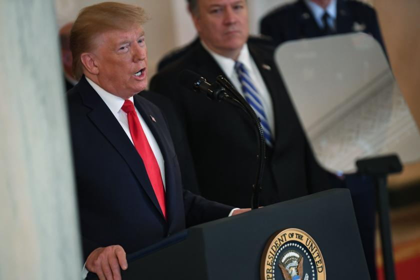 Trump calls for new nuclear deal with Iran