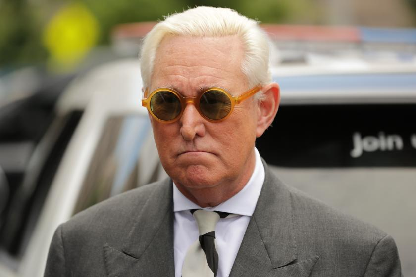 Roger Stone judge ignores Trumps taunts, leaves sentencing scheduled for Thursday