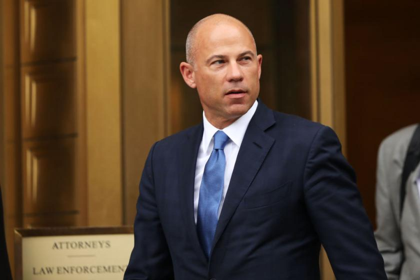 Michael Avenatti is being held in El Chapos cell at the Manhattan jail where Epstein died, his lawyer says