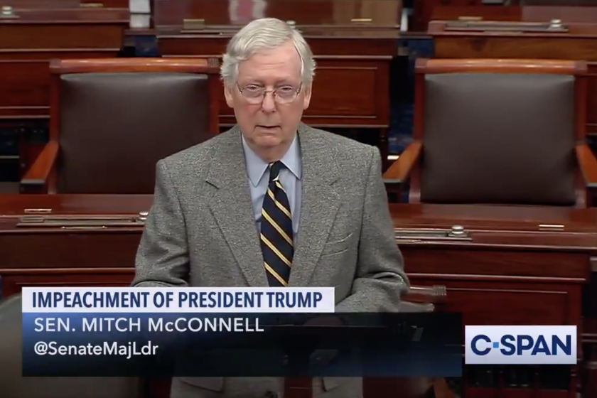 Senate wont hold impeachment trial until Pelosi hands over articles, McConnell says