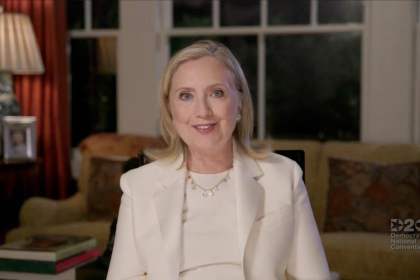 Hillary Clinton: Good message, terrible messenger