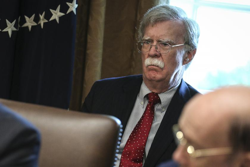 John Bolton will reportedly reveal some of what he knows about Trumps Ukraine scandal in his upcoming book