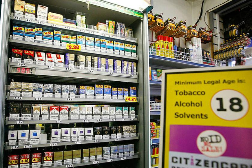 The FDA says it is already illegal to sell tobacco products to people under 21