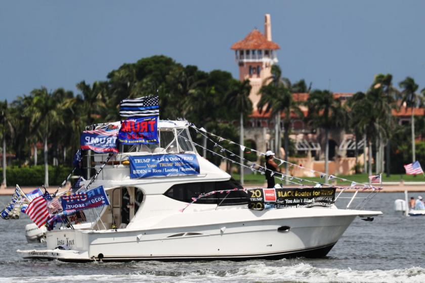 Biden loses his Florida lead as Latino voters shift to Trump