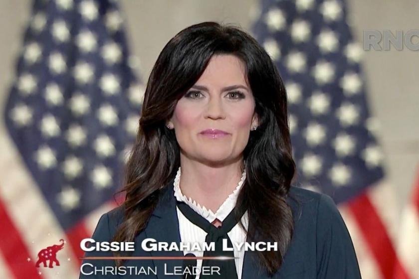 One of Billy Grahams granddaughters praised Trump at the RNC. Another is asking Christian women not to vote for him