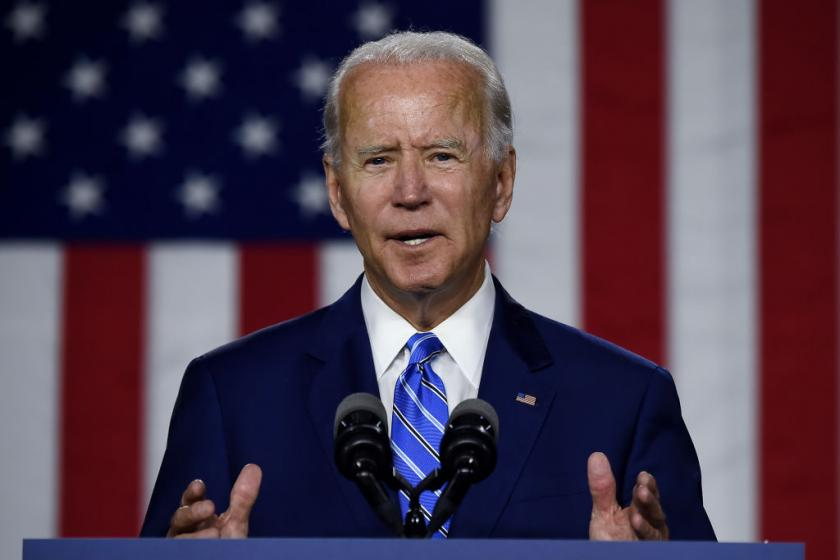 The number of Americans who trust Biden to handle the pandemic better than Trump is increasing