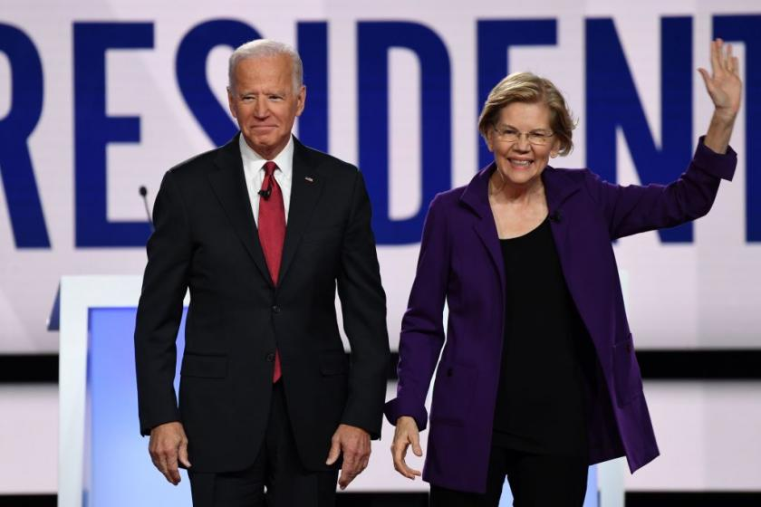 Elizabeth Warren reportedly wants to be Bidens Treasury secretary