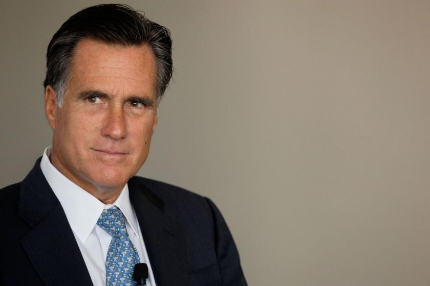Mitt Romney sides with Democrats calling for $12 hourly raises for essential workers