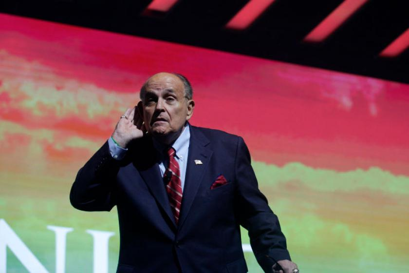Trump and Rudy Giuliani slam Bolton, question his manhood after book excerpt report