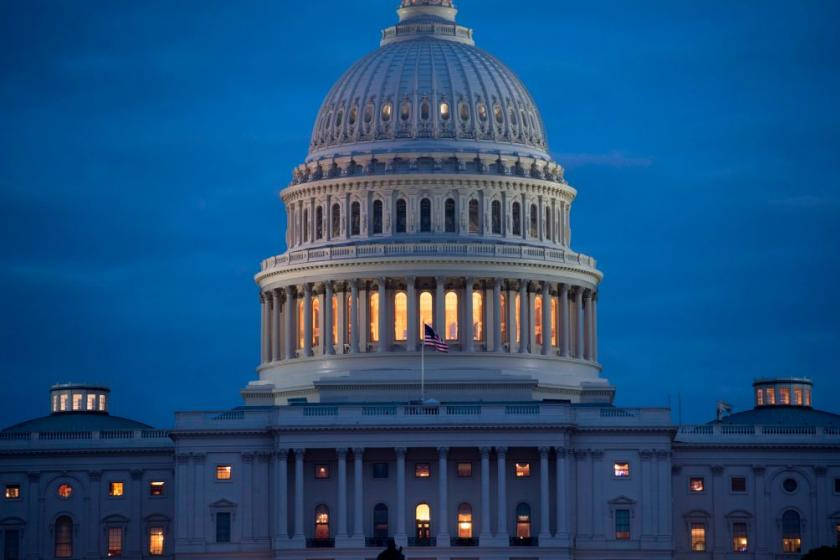 Senate cafeteria workers reportedly face layoffs if Congressional stalemate continues