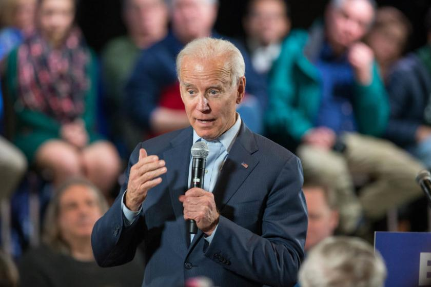 Joe Biden tells coal miners they should learn to program