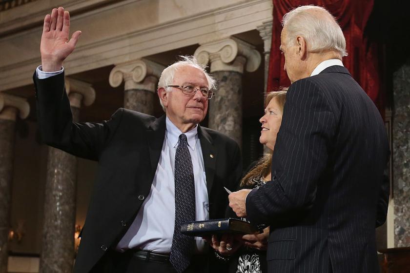 Jane Sanders says relationship between Joe Biden, Bernie Sanders is built on work not friendship