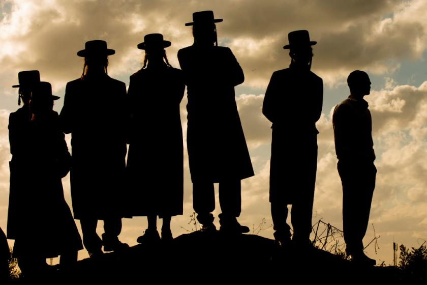 The coronavirus is spreading quickly through Israels ultra-Orthodox Jewish communities