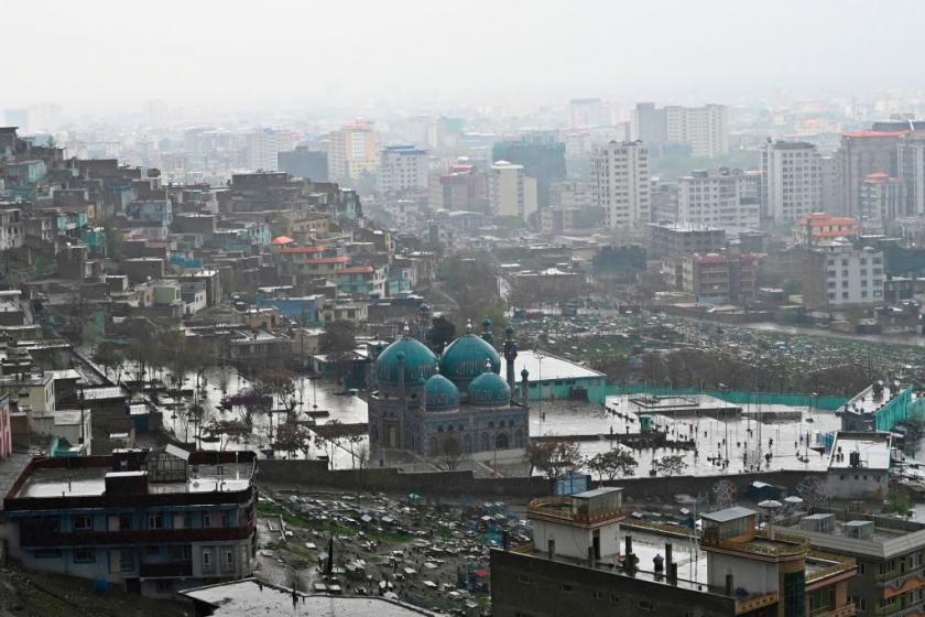 Random coronavirus testing indicates nearly a third of Kabul could be infected