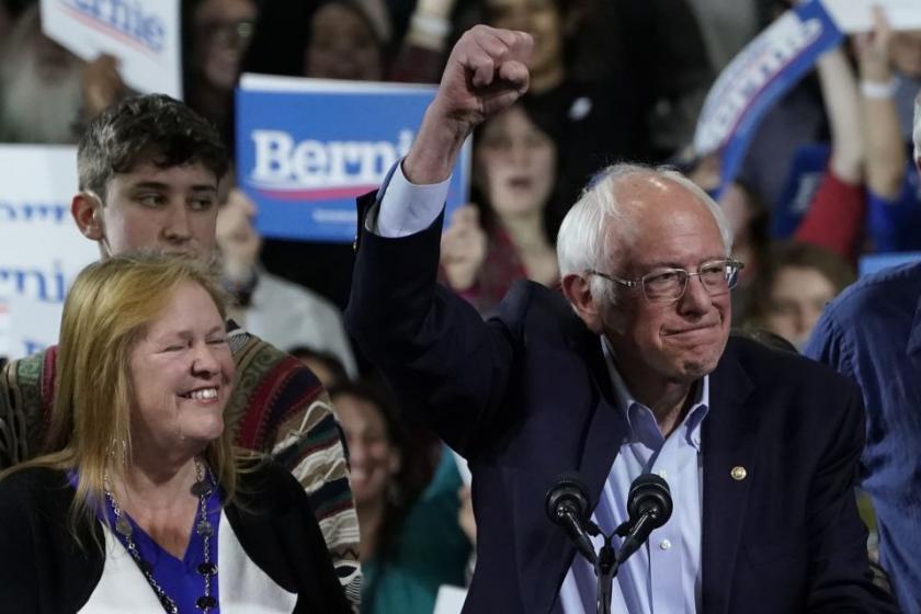 Bernie Sanders gets his biggest win yet in California