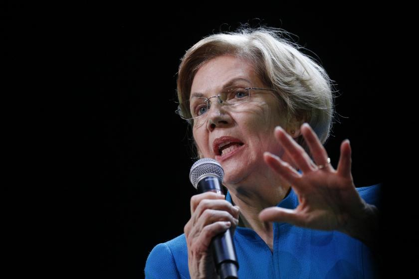 A brokered convention is more likely than Elizabeth Warren winning the nomination, FiveThirtyEight forecasts