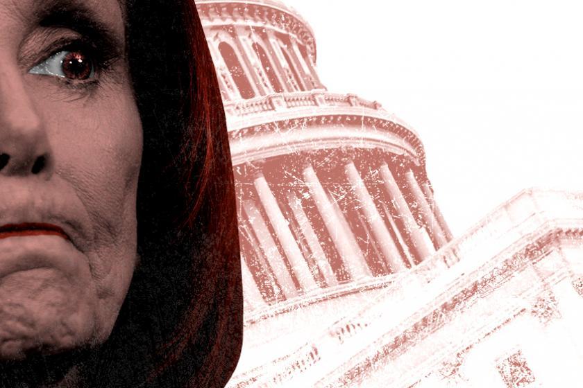 Nancy Pelosi lost the impeachment standoff