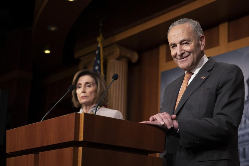 Senate passes Iran war powers resolution, Schumer admits it would take a miracle for Trump not to veto