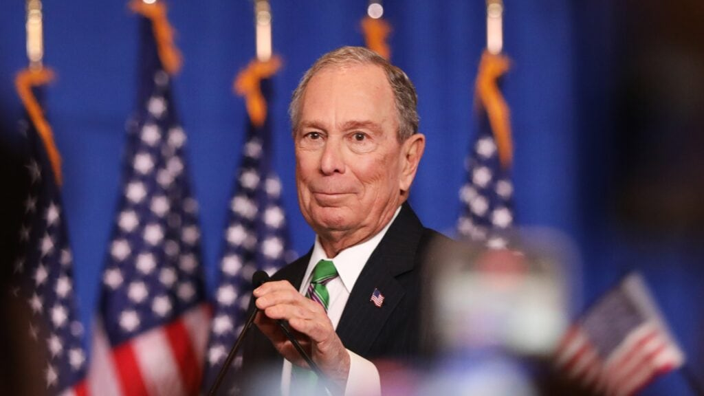 Florida AG requests investigation into Bloomberg felon voter donation