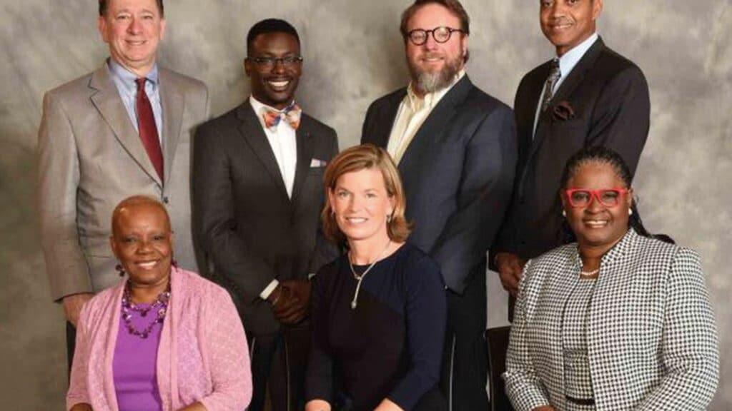 DeKalb school board member accused of making racist remarks