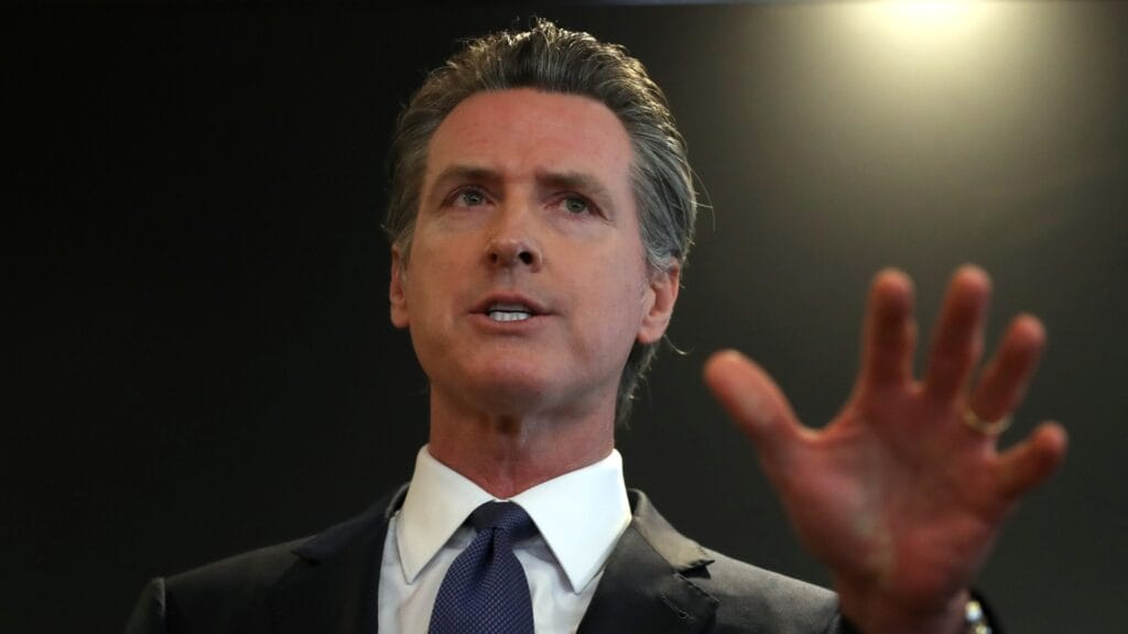 California governor signs law requiring trans inmates to be housed by gender identity