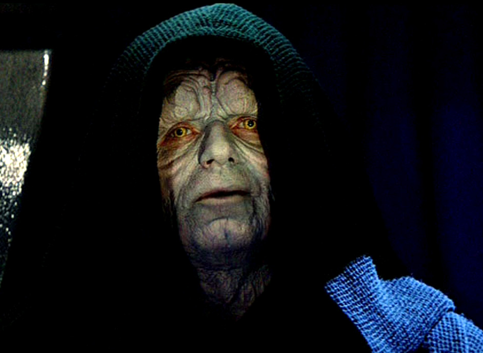 Emperor Palpatine. | Lucasfilm Ltd.