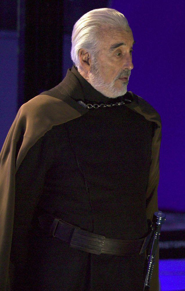 Count Dooku. | Lucasfilm Ltd.