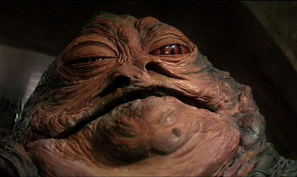 Jabba the Hutt. | Lucasfilm Ltd.
