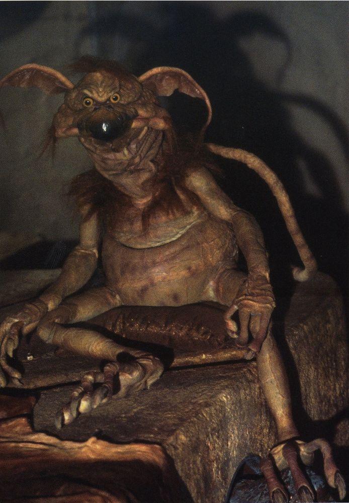 Salacious B. Crumb. | Lucasfilm Ltd.