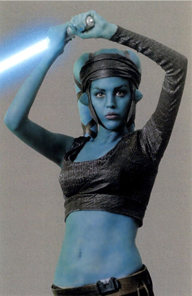 Aayla Secura. | Lucasfilm Ltd.