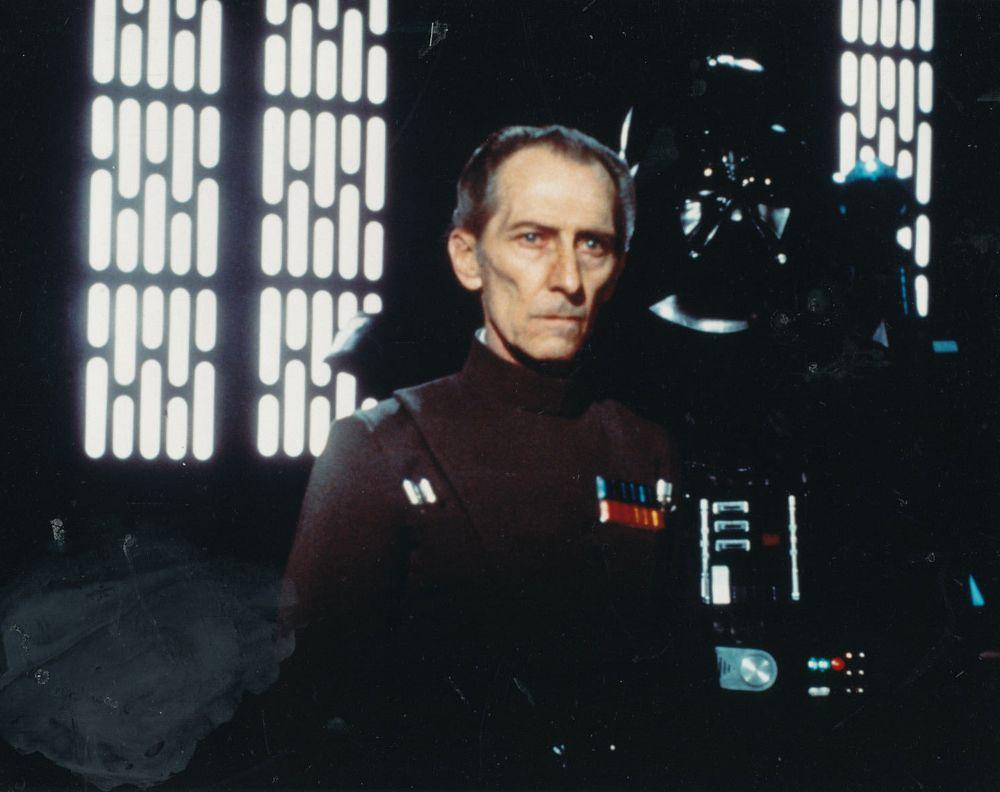 Wilhuff Tarkin. | Lucasfilm Ltd.
