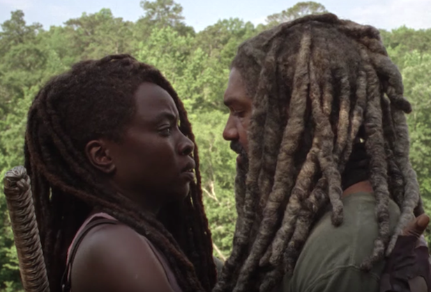 The Walking Deads First Season 10 Trailer Teases Michonne/Ezekiel Romance, the Whisperers War and More
