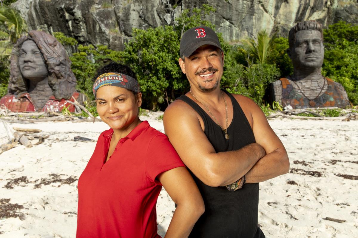 Survivor Reveals Season 39 Cast, Island of the Idols Twist — Boston Rob and Sandra Diaz-Twine Return