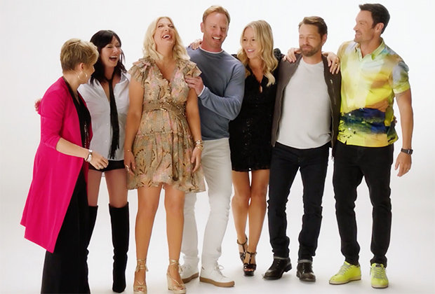 BH90210 Cast Recreates Opening Credits for Fox Reboot — Watch
