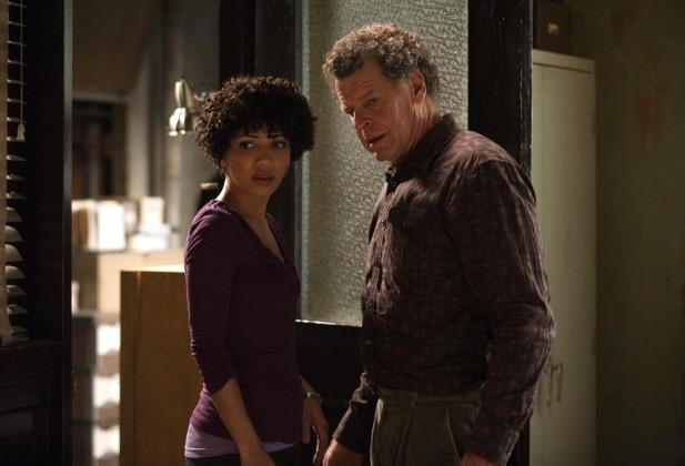 Fringes Jasika Nicole: Running Joke About Astrids Name Was Tasteless — John Noble Apologizes for Role In It
