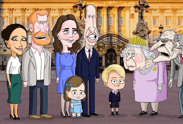 Gary Janettis Animated Prince George Comedy (With Meghan Markle and All!) Gets HBO Max Series Order