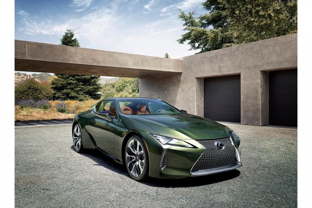 Lexus 旗艦gt跑車 2020年式lc Limited Edition 限量登場 Yahoo