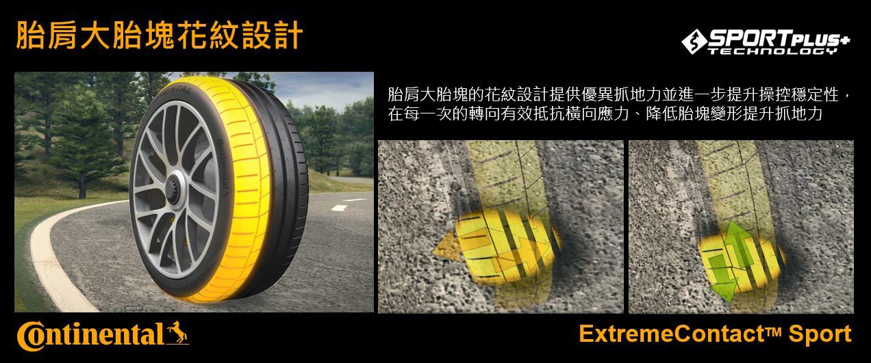1) 焦點技術 SportPlus 胎肩大塊花紋設計.JPG