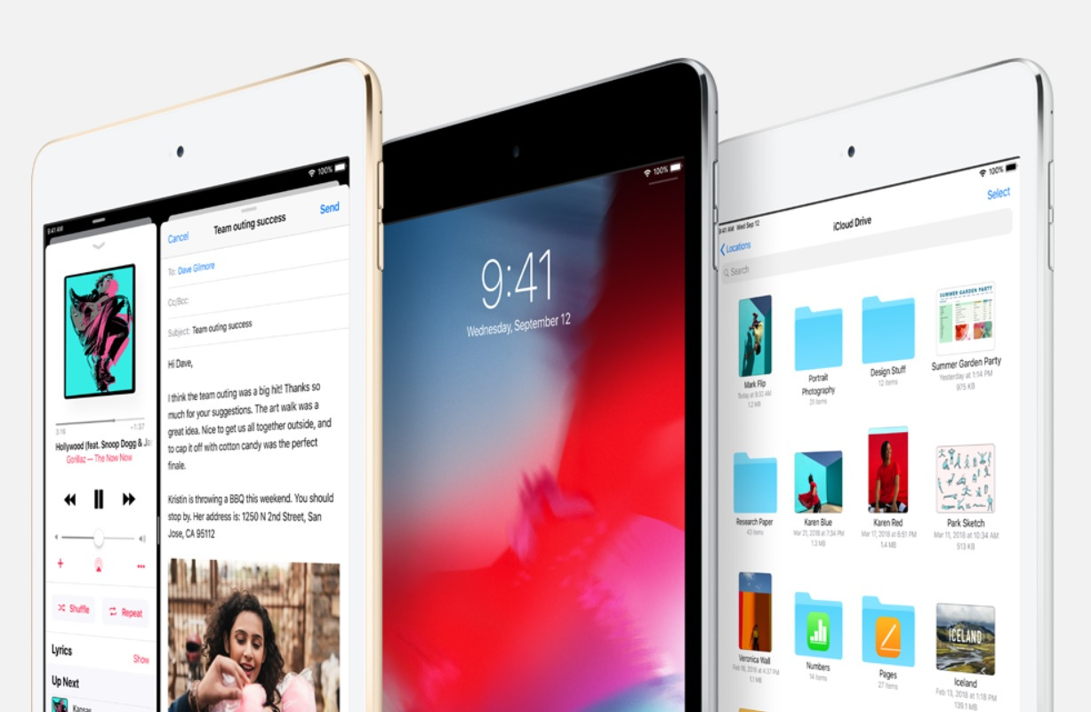 Apple is reportedly working on a foldable iPad with 5G support and a massive screen