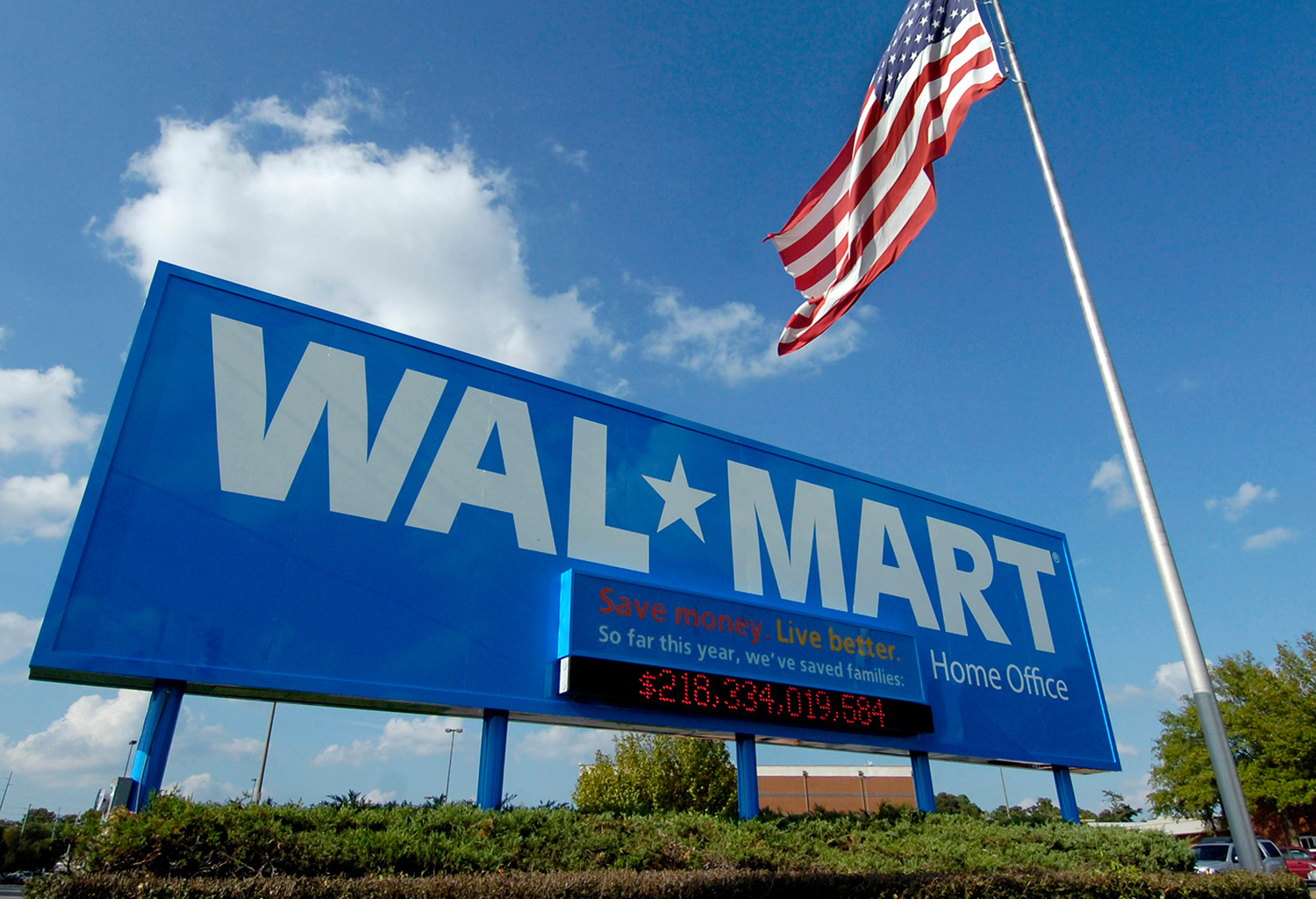 Walmart sues Tesla after solar panels start bursting into flames on store roofs